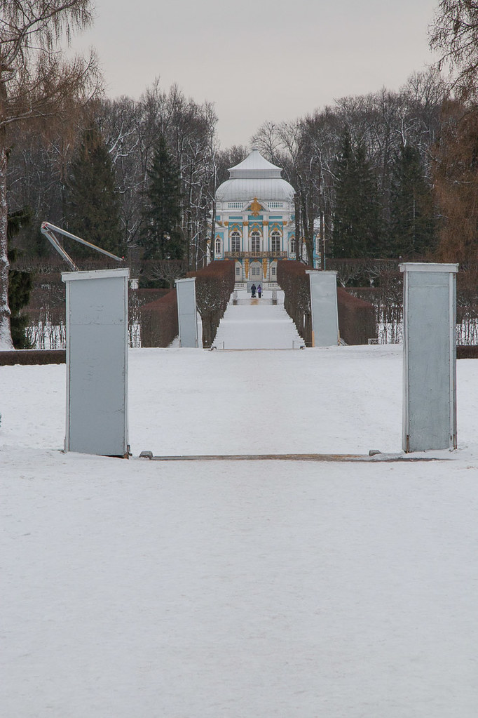 Grounds of St. Catherine Palace