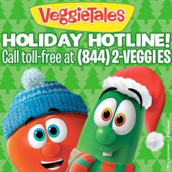 VeggieTales Hotline