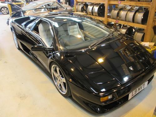 Lamborghini Diablo VT Project