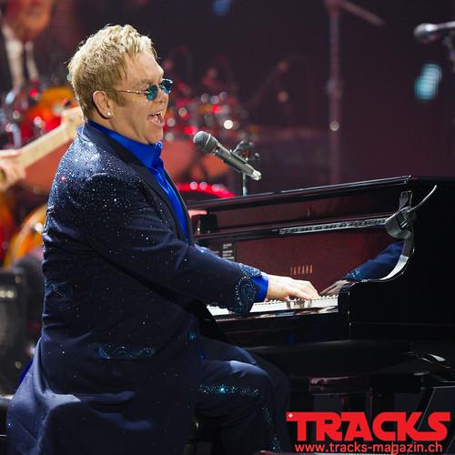 Elton John @ Hallenstadion - Zurich