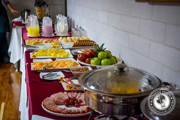 Hotel Le Parc Breakfast