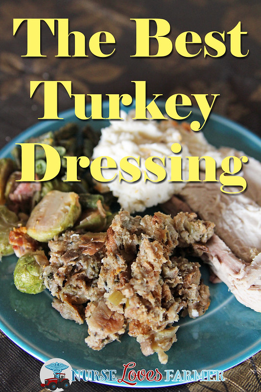 The Best Turkey Dressing