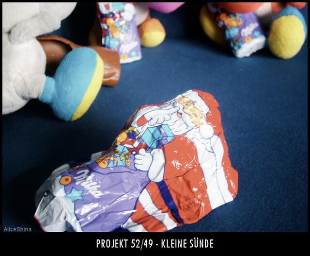 Projekt 52/49 - Kleine Sünde
