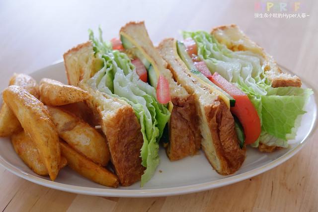 brunch,menu,下午茶,咖啡廳,大喜,早午餐,菜單,複合式餐廳,西區,西式甜點,評價,雜貨,鬆餅,麵包 @強生與小吠的Hyper人蔘~