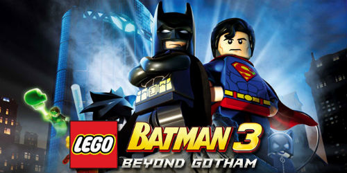 LEGO Batman 3: Beyond Gotham Walkthrough