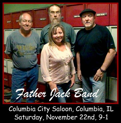 Father Jack Band 11-22-14