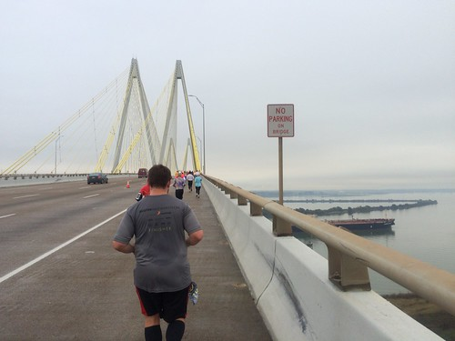 LaPorte By The Bay Half Marathin