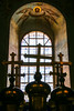 Window in Cathedral of the Nativity, Suzdal スズダリ、ラジヂェストヴェンスキー聖堂の窓と天使