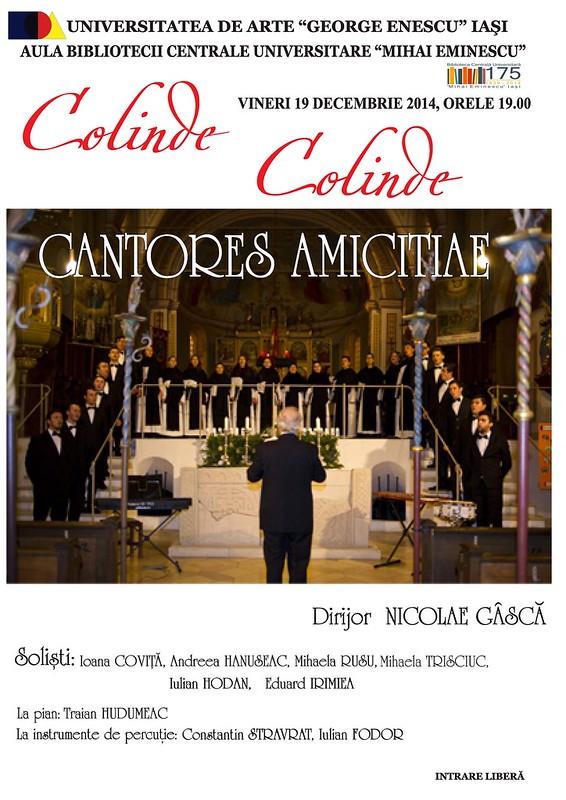 2014.12.19.Concert colinde Cantores Amicitiae(1)