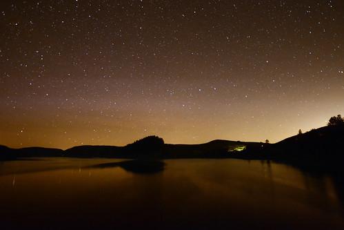 uk longexposure sky lake water night stars star nikon skies galaxy nightime nightsky universe vyrnwy d7100 sigma1020mmf35exdchsm