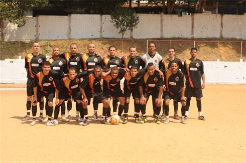3ª Copa de Futebol (Times das Oitavas de Final) Resumo: Times em formação