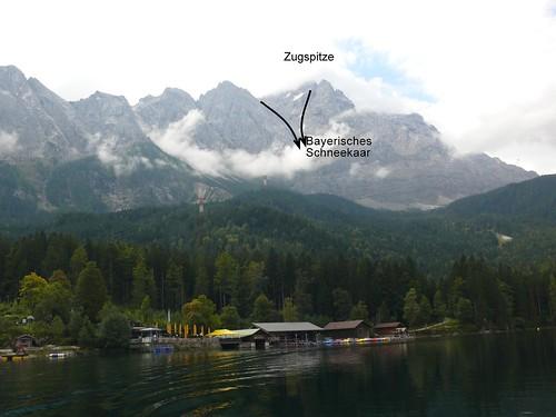 Eibsee-Bergsturz 1