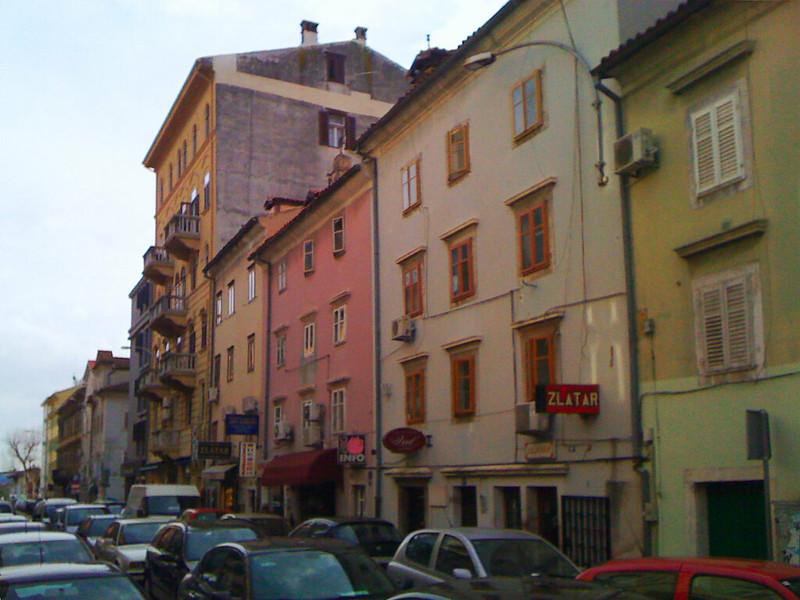 Rodna kuća Ivana Zajca u Rijeci