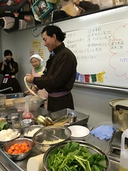 Ladakh cooking school