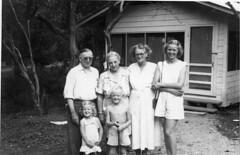 Camp Landa, New Braunfels, Texas 1950
