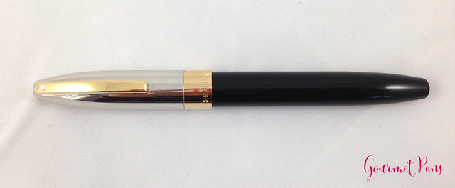 Review: Sheaffer Legacy Heritage Black/Palladium Fountain Pen - Broad @ThePenCompany @Sheaffer_Page