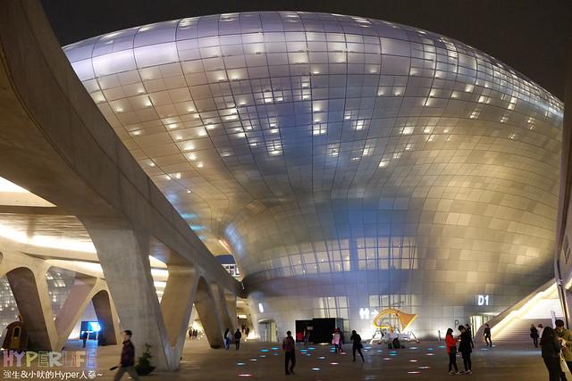 2014.11 首爾東大門設計廣場 dpp