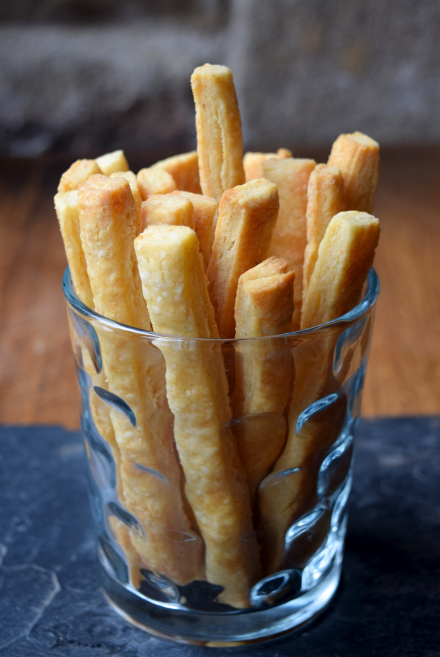 Classic Cheese Straws #cheese #canape #snacks #party