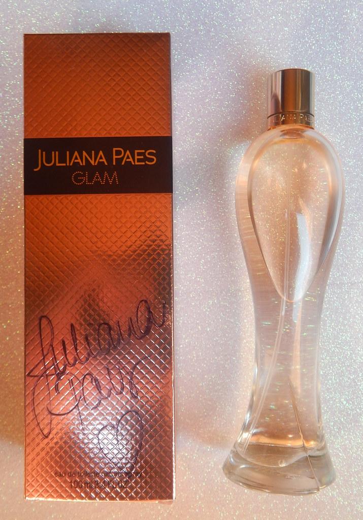Cheiro bom:  Juliana Paes Glam