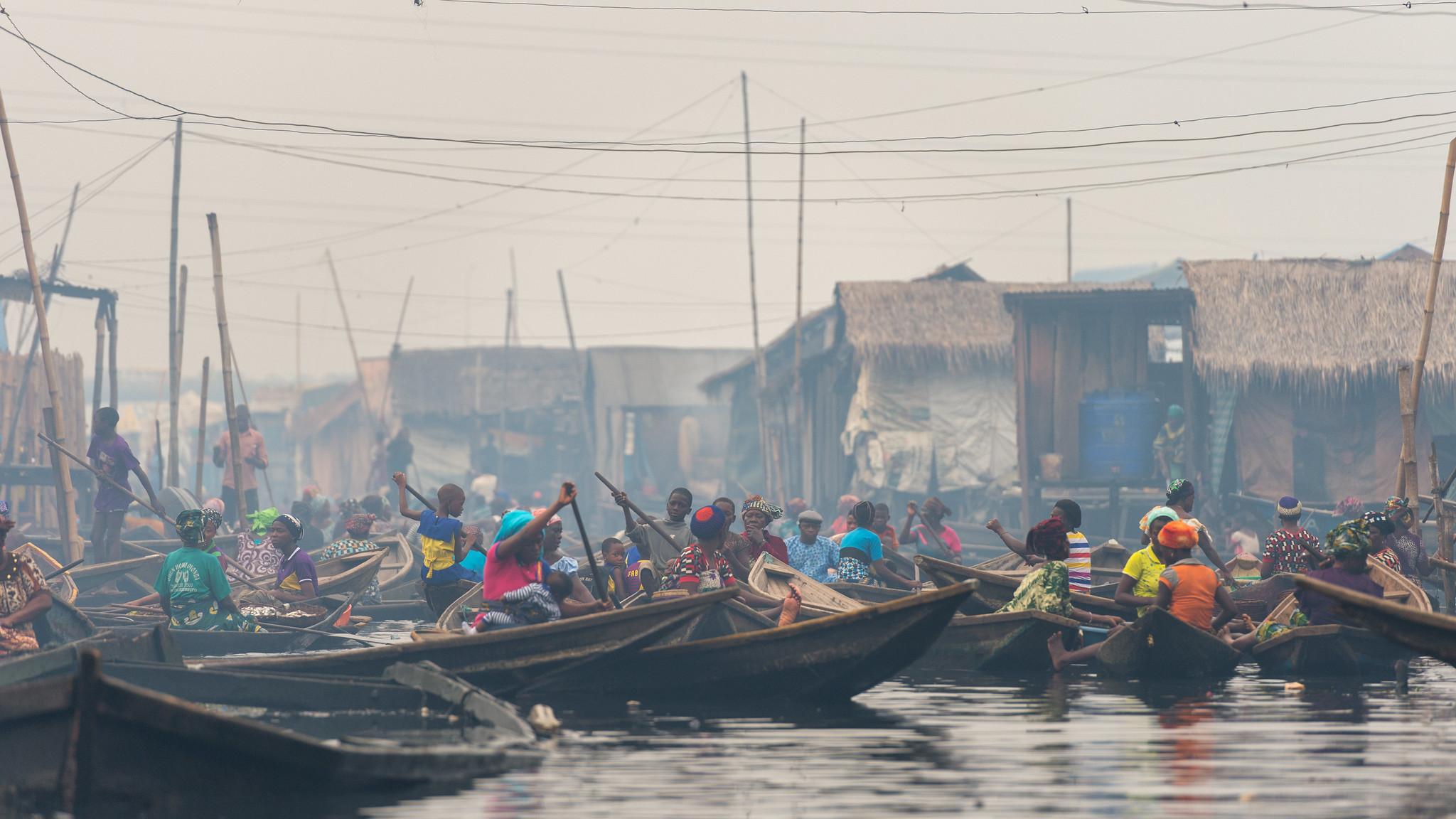 Makoko Rush Hour