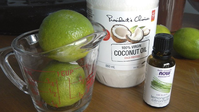Coconut Lime Sugar Scrub 3