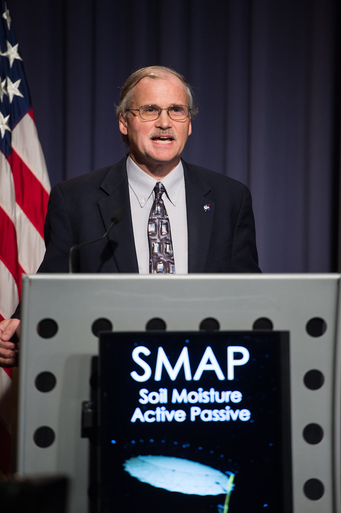 Soil Moisture Active Passive (SMAP) Media Briefing (201501080002HQ)
