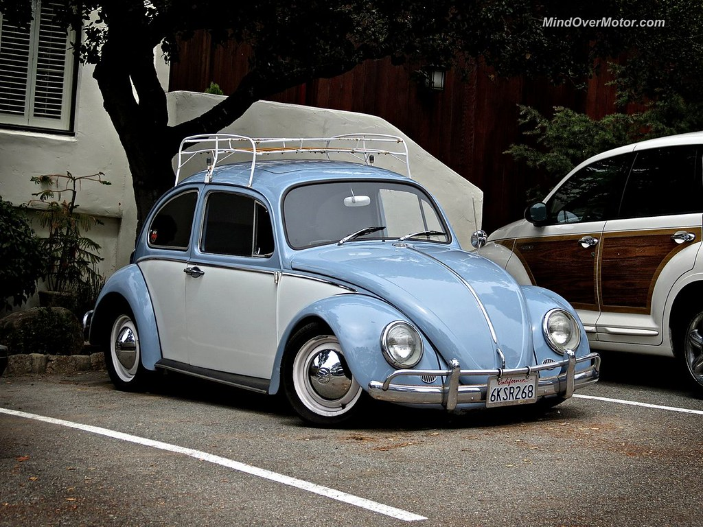 VW Beetle in Carmel CA
