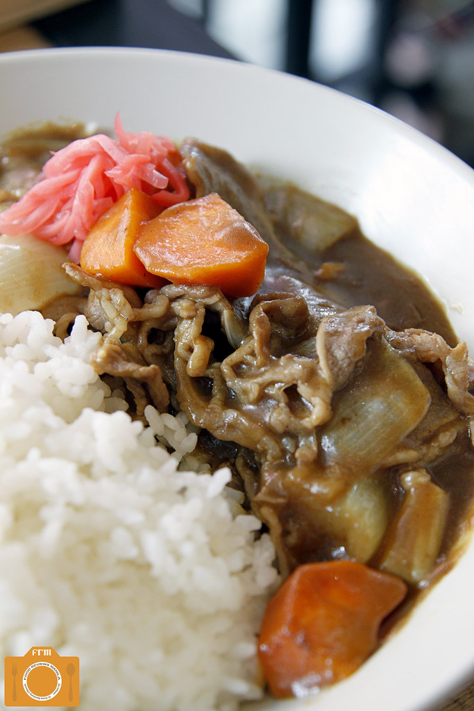 Chibi's Kitchen Beef Curry Rice