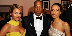 Michelle Williams said that Beyonce is not pregnant