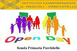 Noicattaro. Open Day Scuola Pascoli 2015 front