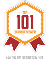 101 top leaders logo