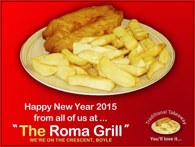 Roma Grill Takeaway