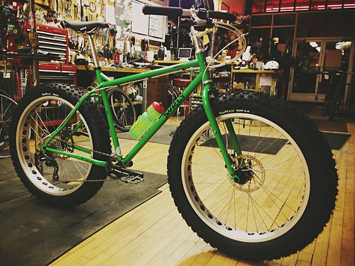Eric's Surly Pugsley