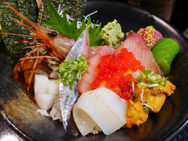 新竹 北區–鮮美海味,創意牛料理–弁慶割烹壽司