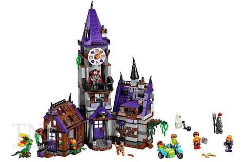 LEGO Scooby Doo 75094