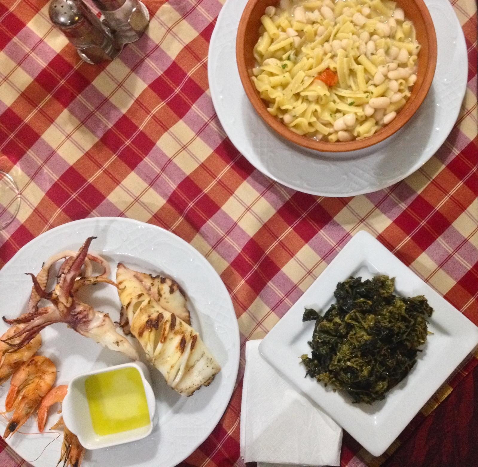 Naples: Food Diary Vecchia 1