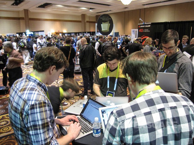 CES Press Events Day 1-6