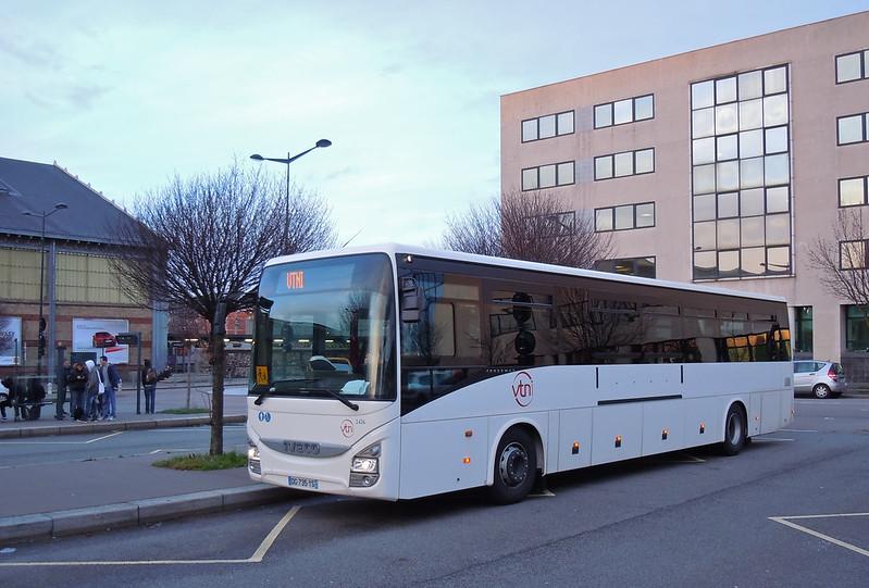 Photos des Cars CNA / Véolia Transports / VTNI Normandie. - Page 3 16267035706_7442a53f4c_c