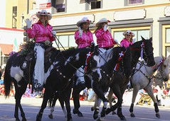 Norco Cowgirls Rodeo Drill Team