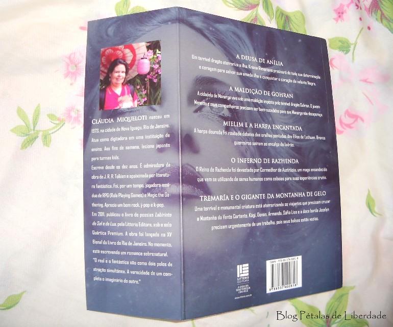 Resenha, livro, A-Deusa-de-Anília-e-outras-histórias, Cláudia-Miqueloti, sobre-a-autora, sinopse