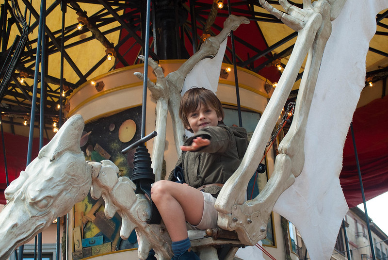 Carrousel Segovia