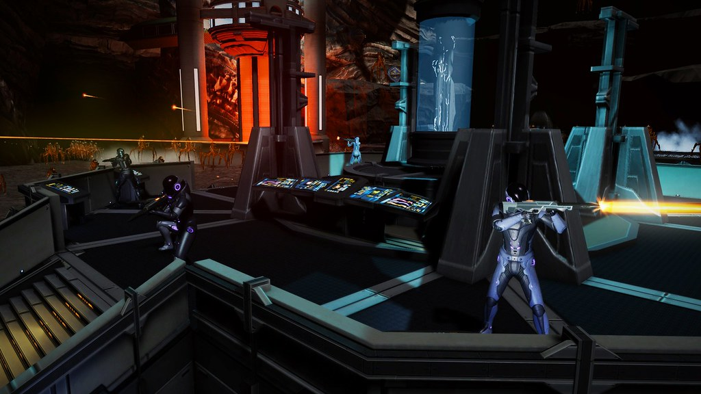 Star Trek Online, PS4