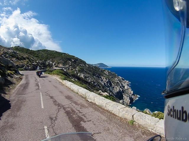West Coast Corsica CC