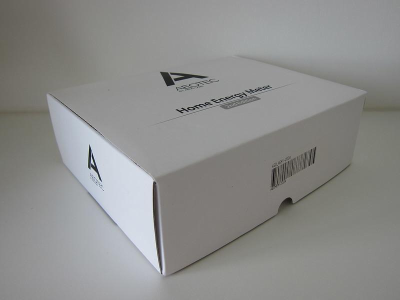 Aeon Labs Aeotec Home Energy Meter - Box