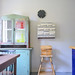 Swedish vintage spice / kitchen cabinet by jutta / kootut murut