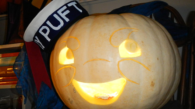 Stay Puft Pumpkin 18