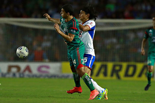 Jaguares contra Cruz Azul