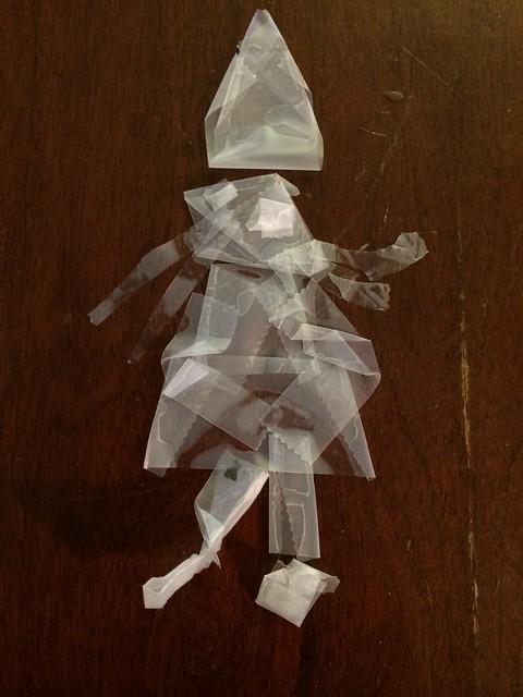 Tape Gnome #dailycreate #tdc1033