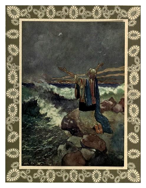 013-Rubáiyát of Omar Khayyám-1913- Ilustrado por René Bull
