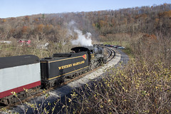 Western Maryland Scenic Railway  (291)